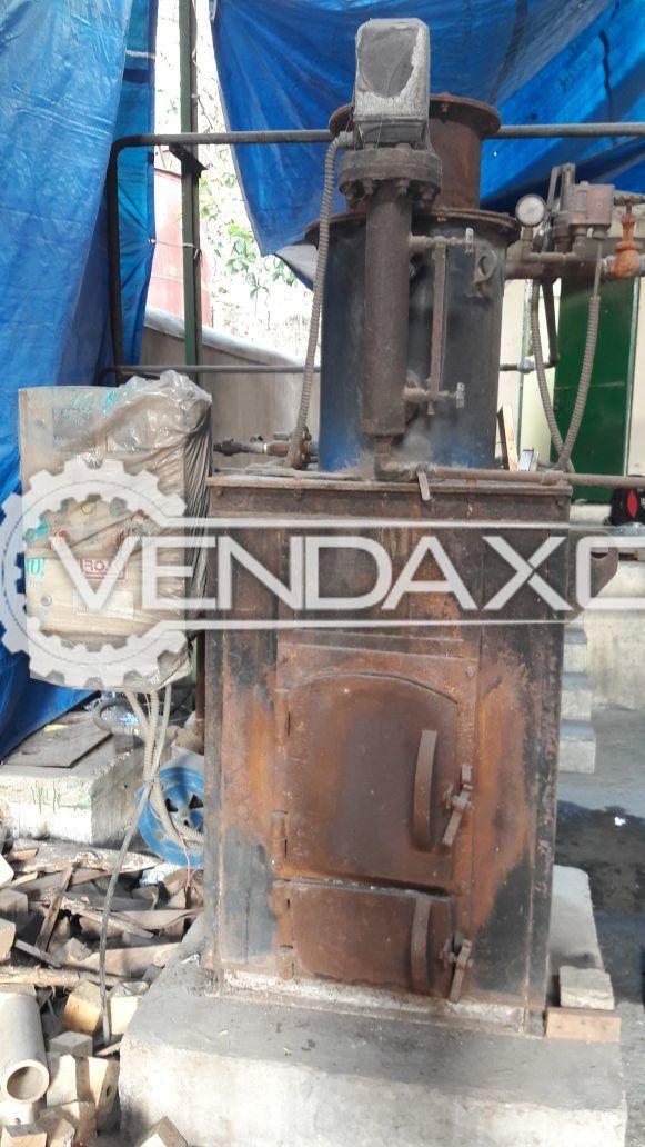 Ross Solid Fuel Fired Steam Boiler 80 Kg/Hr