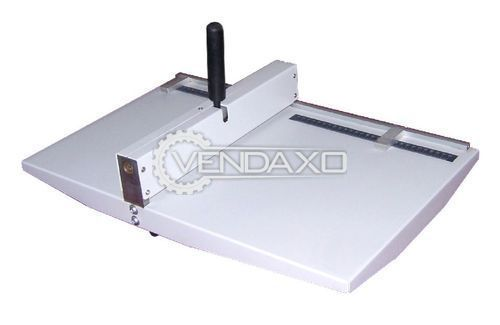 Available For Sale Manual Creasing Machine - Creasing Width - 460 mm