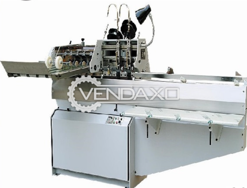 Available For Sale Book Saddle Stitching Machine - 305 x 450 mm