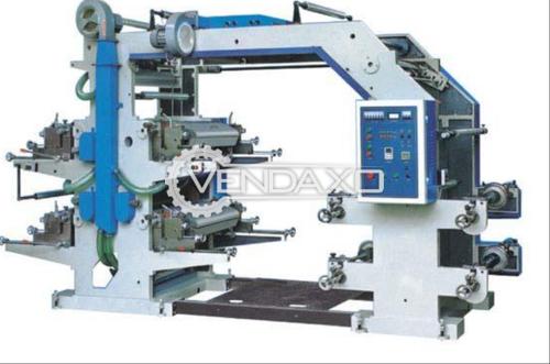 Non Woven KG 41200 Flexo Printing Machine - 10 To 60 Meter/Minute