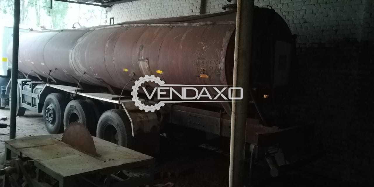 SS 304 Storage Tank - 23 KL
