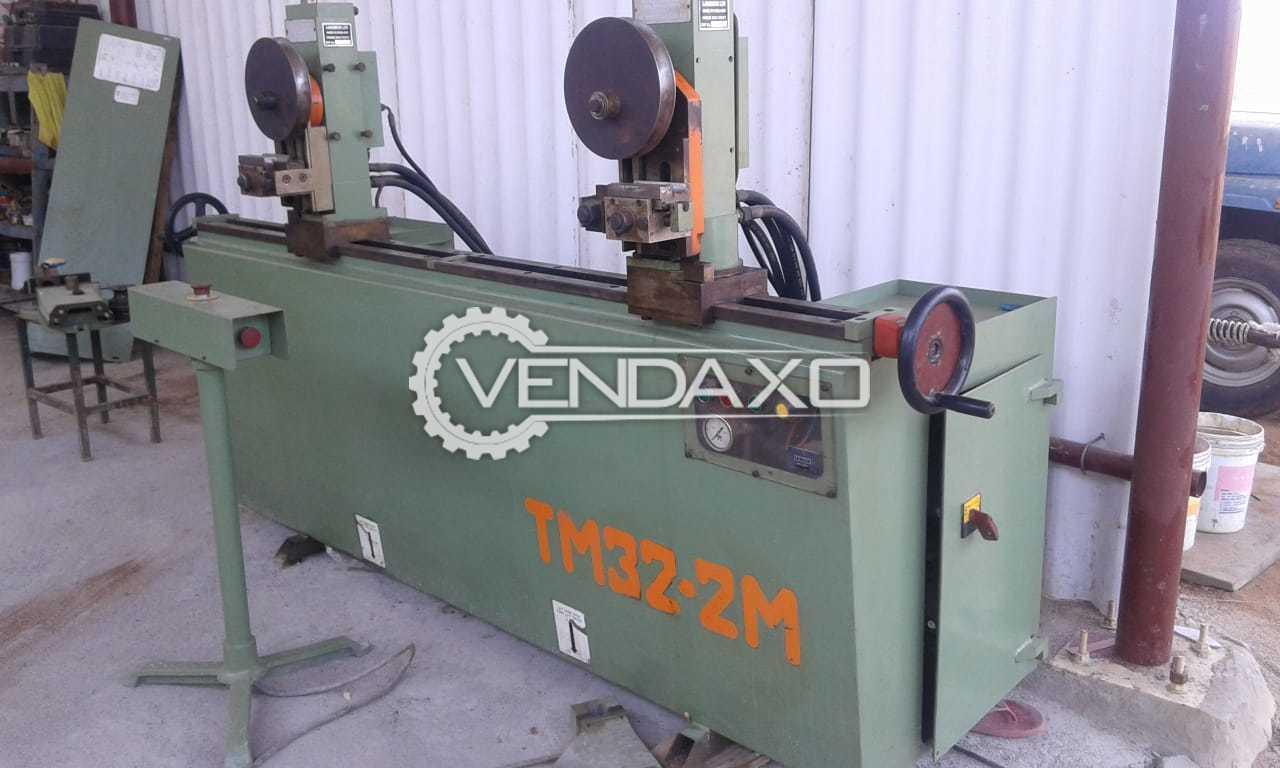 Hydraulic Pipe Bending Machine - Capacity : 40mm