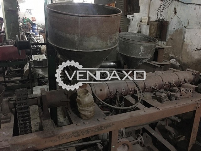 Available For Sale PVC Cable Sheathed Machinery Plant