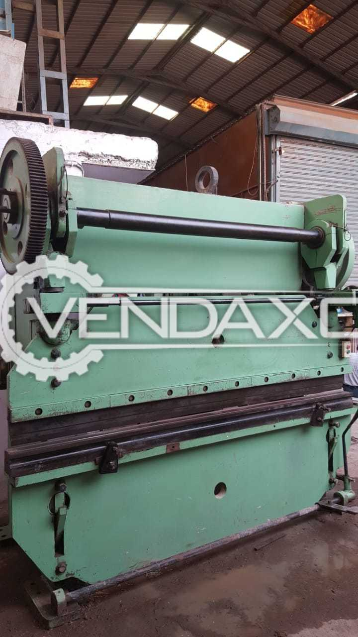 Indian Make Press Brake Machine - 2500mm x 4mm