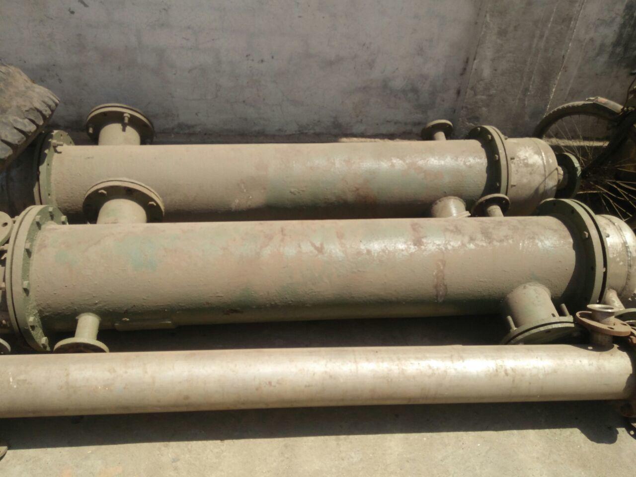 Condenser - 3 sq. mtrs x 8 sq. mtrs