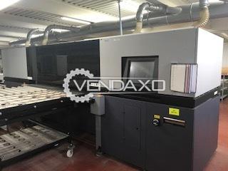 Durst Rho 750 Presto Industrial Printer Machine - Width - 540 CM