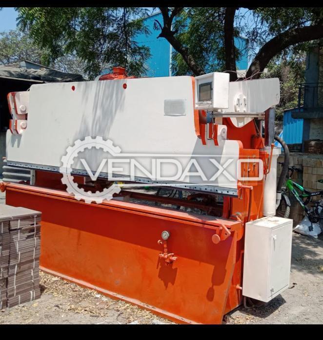 Jekson JBR830 Bending Machine - Length - 3350 mm