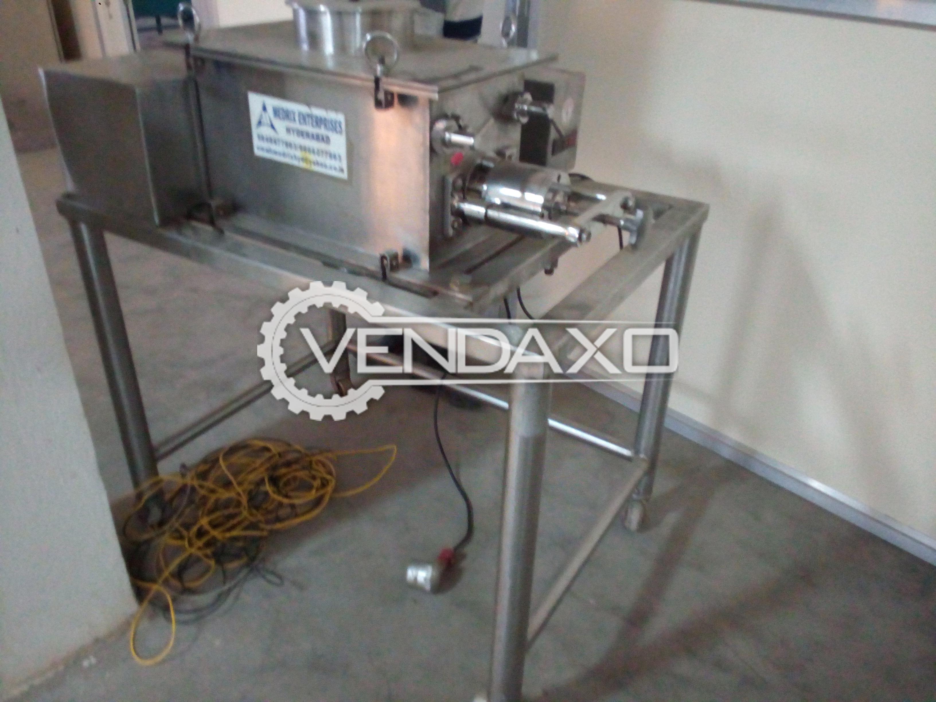 GMP Oscilating Granulator - 50-200 Kgs/Hour