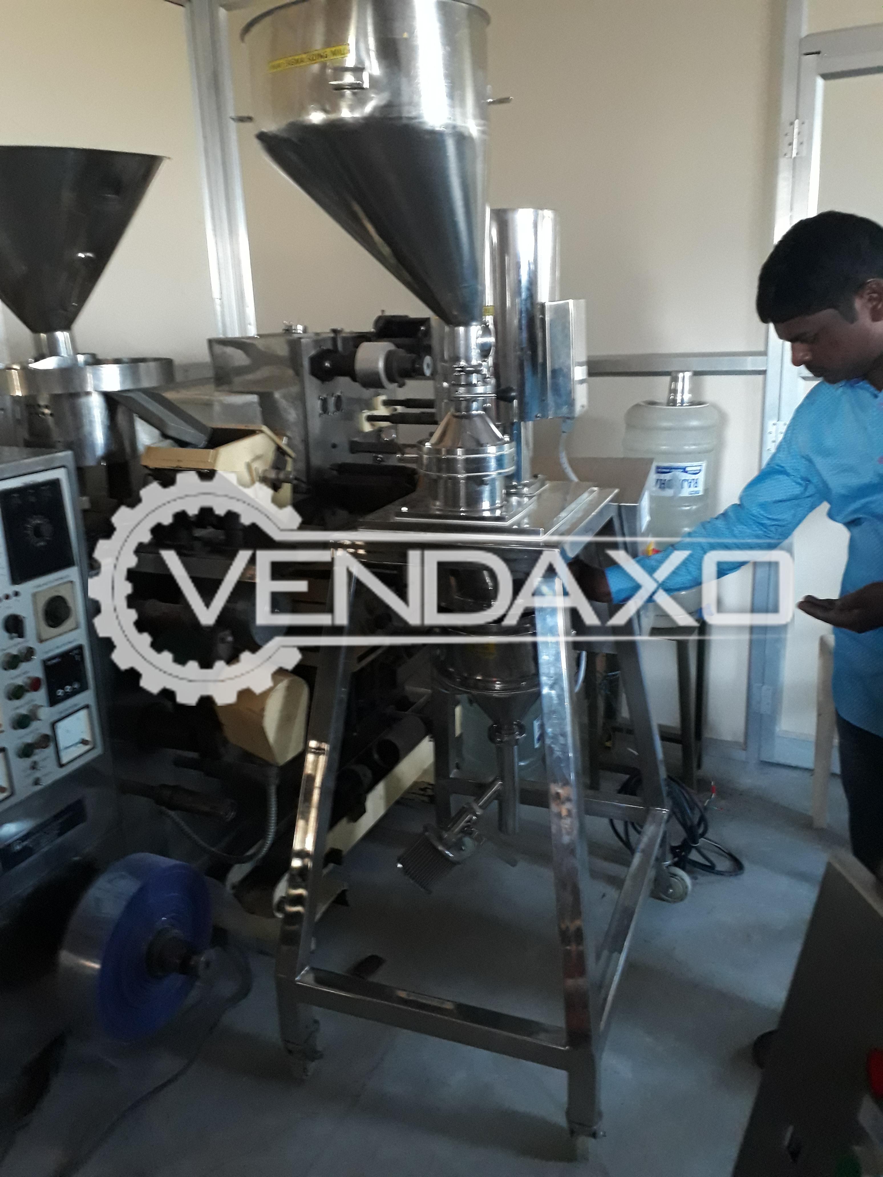 Crystal / SSPM GMP Sigma Mill Mixer Machine