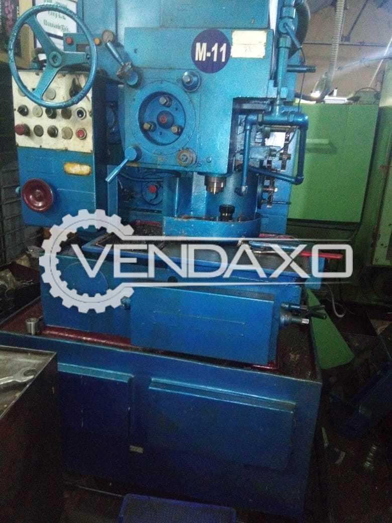 HMT S150 Meshmatic Gear Shaper Machine - Diameter : 200 mm