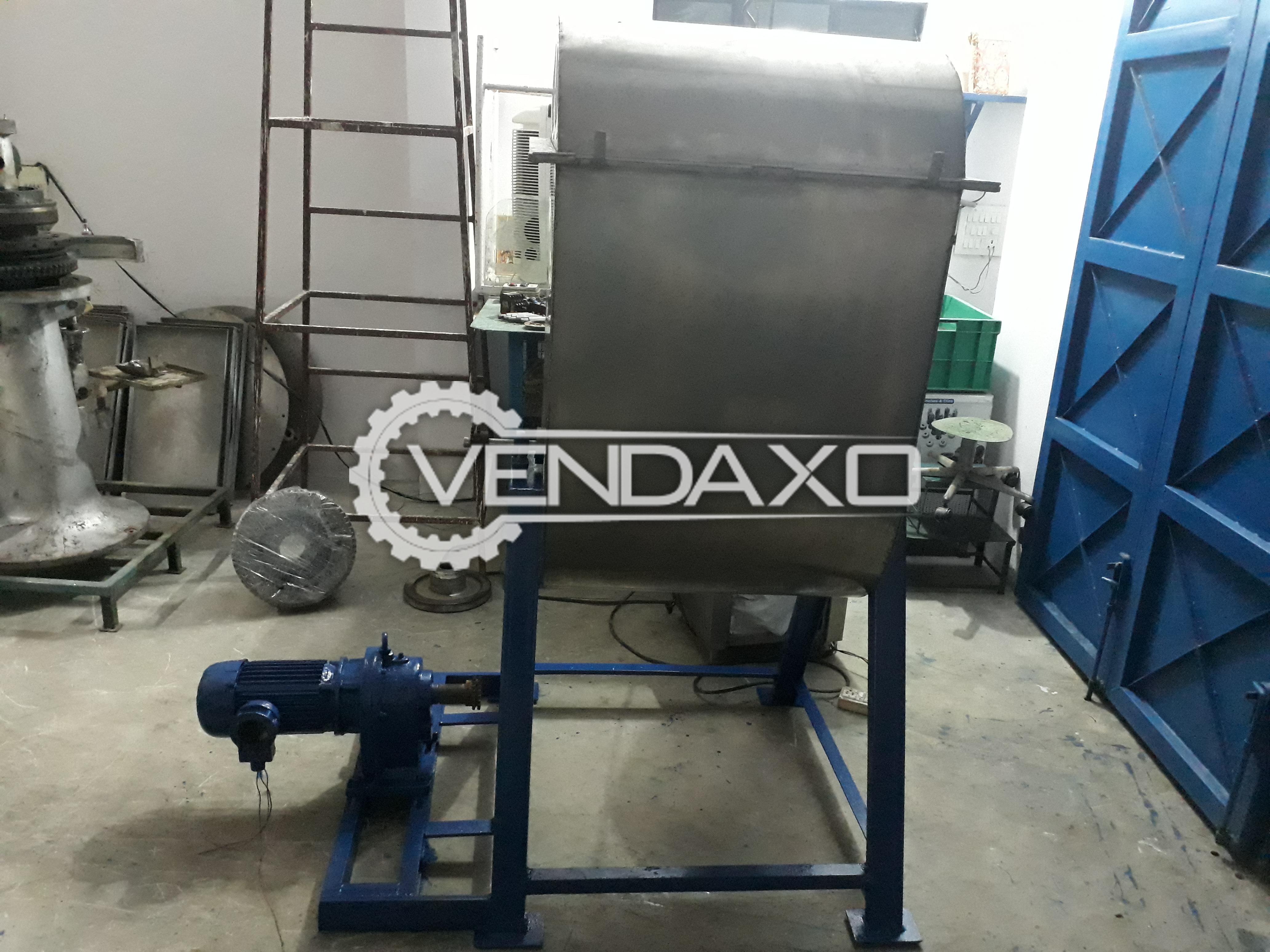 Paddle Mixer - 200 Liter