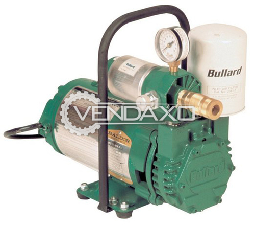 Bullard EDP 10 Air Pump - Pressure - 103 Kpa