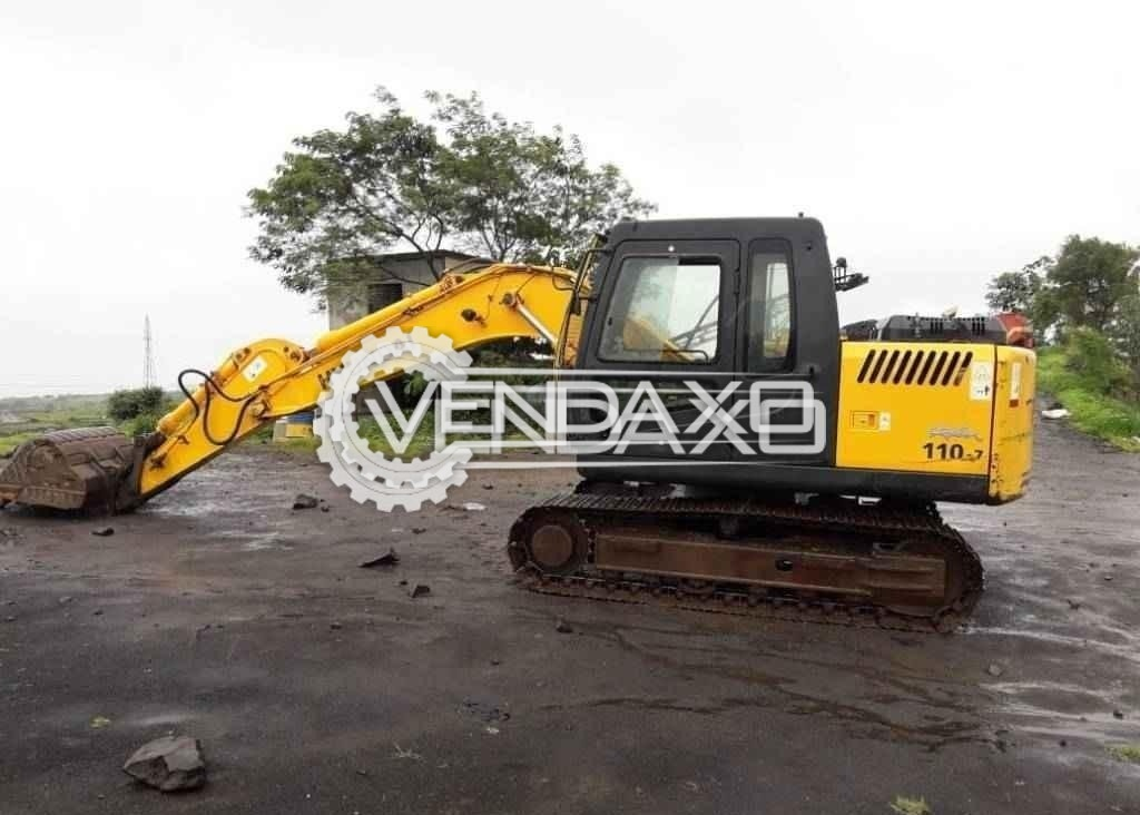 Hyundai 110-7 Excavator