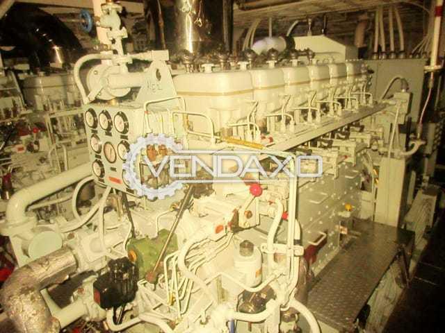 Shinko Diesel Generator - 400 kVA