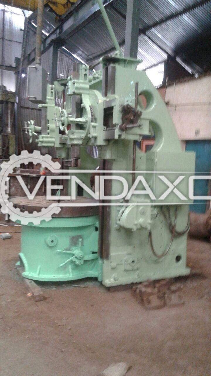 England Vertical Turret Lathe Machine