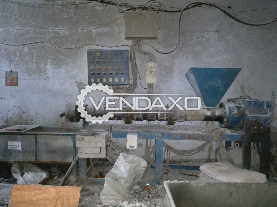 Available For Sale Mixer, Grinder, Extruder, PP Granules Machine - 200 to 250 Kg Per Hour