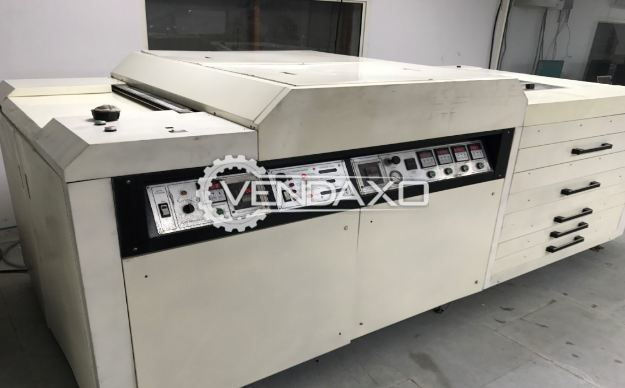 "KELLEIGH 259 Flexo Printing Machine - 30""x 26"", 2003 Model"