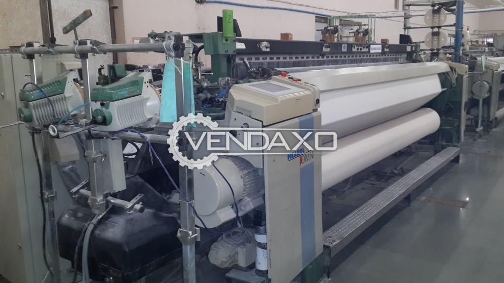 Picanol Airjet Loom Machine - 280 CM