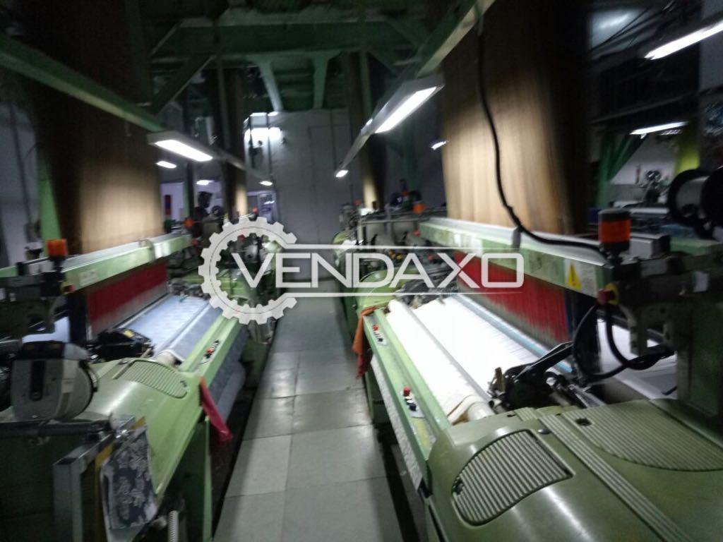 Somet Super Excel Loom Machine - 190 CM