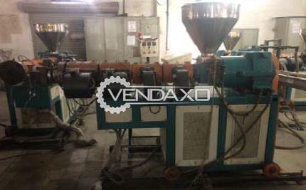Shyam Industries Make PVC Suction Hoses Plant - 50 mm x 65 mm