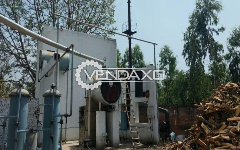 Hira Industries Make Solid Fuel Fired Steam Boiler - 500 KG