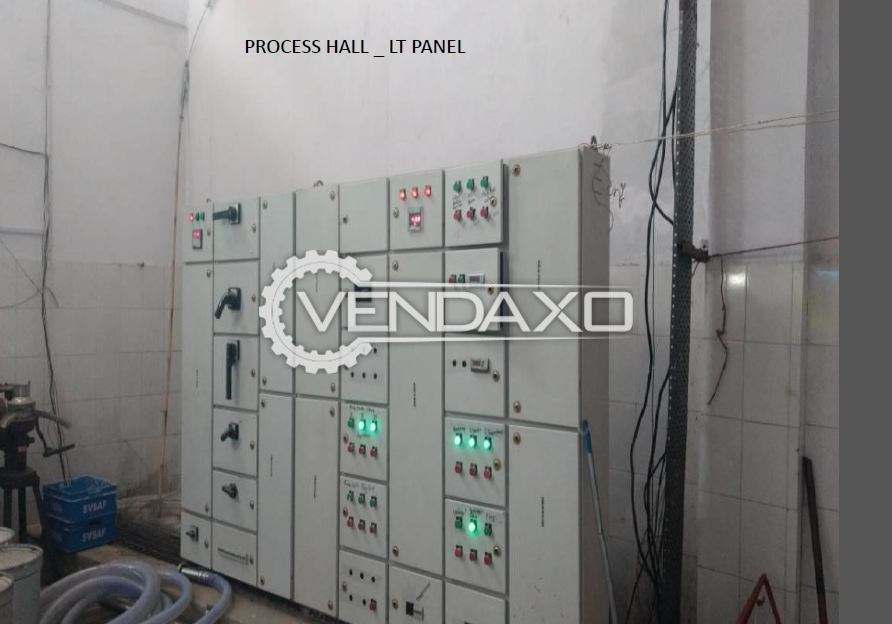 Available For Sale Complete Electrical Equipment Setup