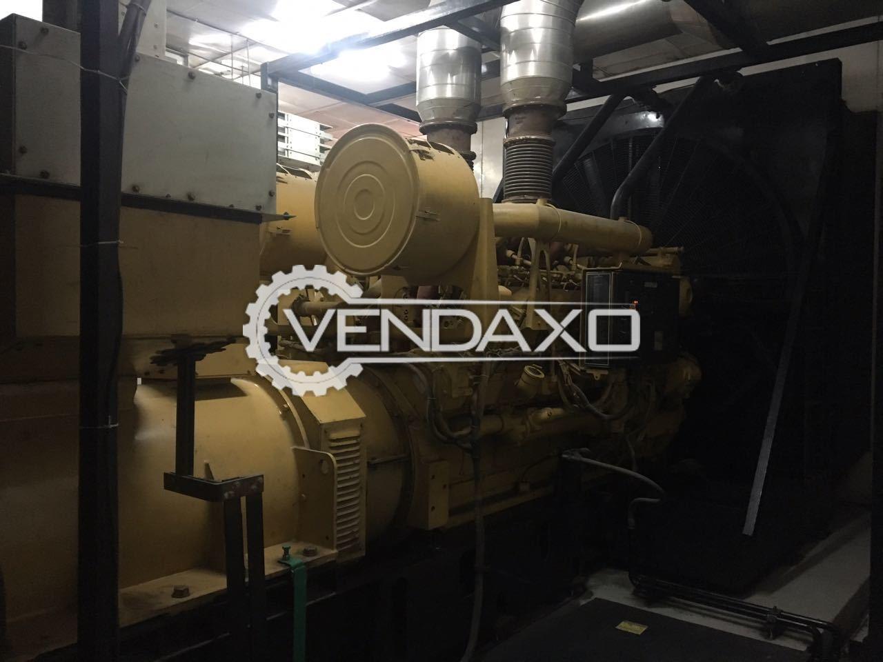 Caterpillar Diesel Generator - 15,000 Kva