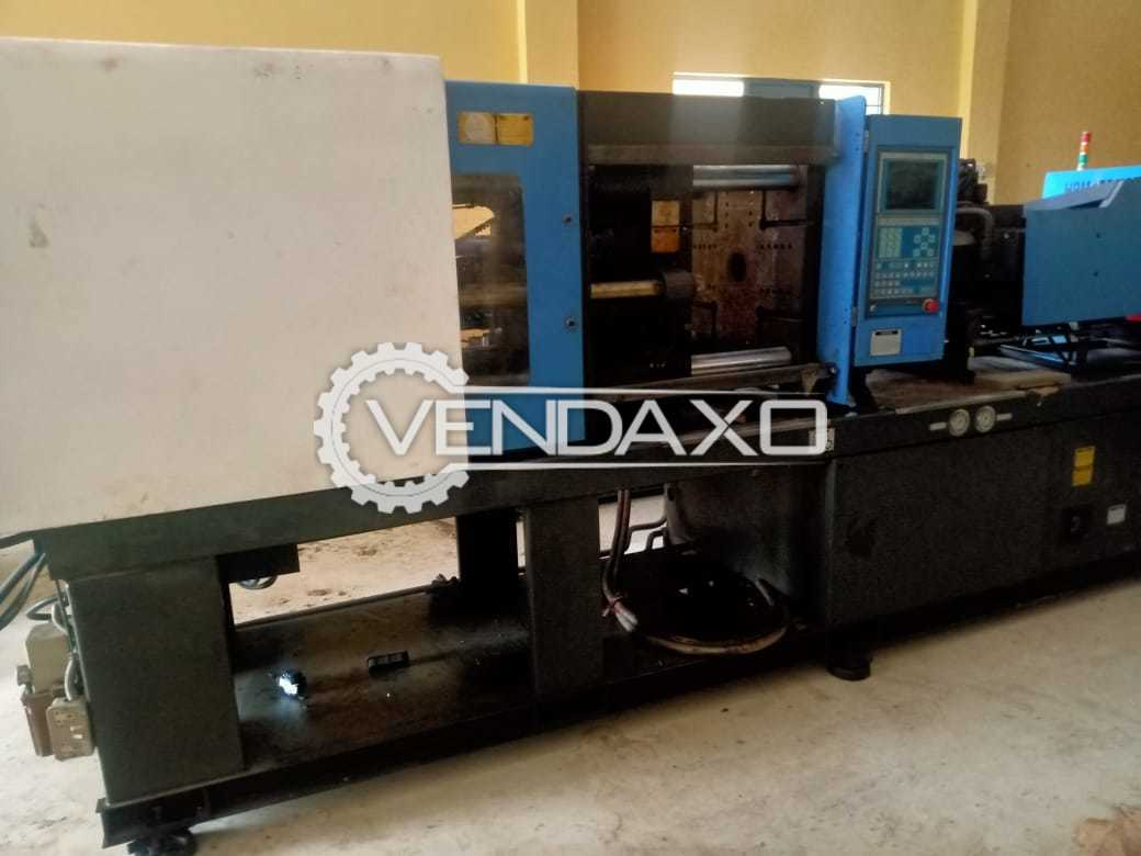 Used HPM Make Injection Moulding Machine - 160 Ton for Sale