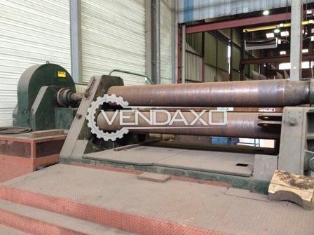 Lauffer Plate Bending Machine - 30 MM