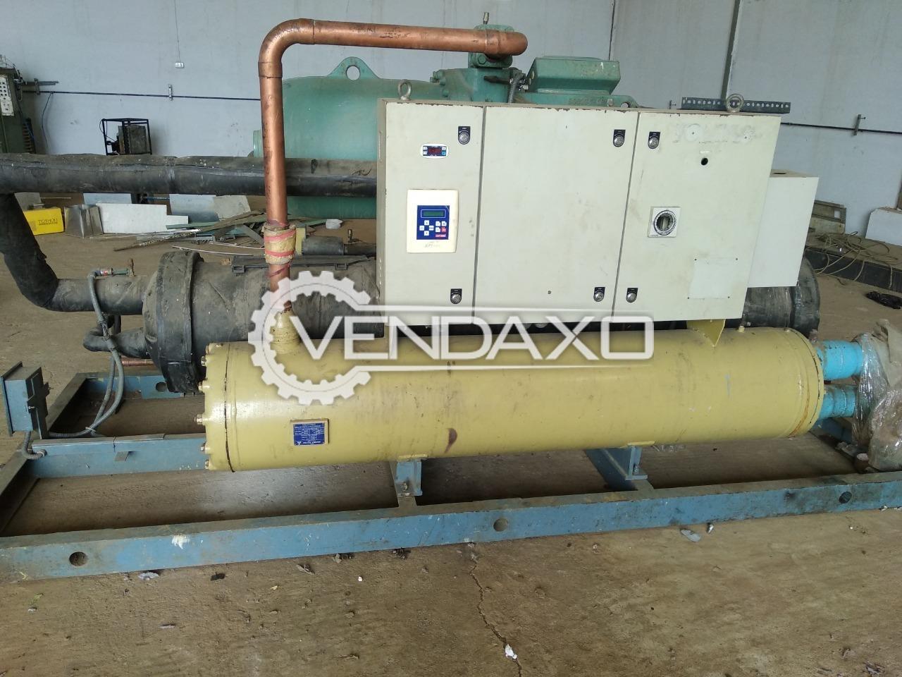 Voltas CGSWGDXR120-1 Water Cooled Chiller - 120 TR, 2008 Model