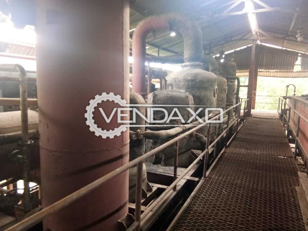 Available For Sale Solvent Plant - 350 Ton
