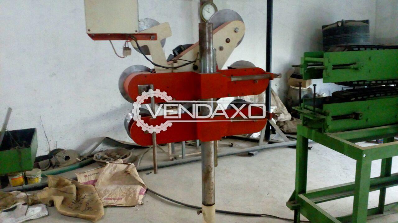 Klockner Windsor Complete HDPE Pipe Process Plant - 100 Kg/Hr