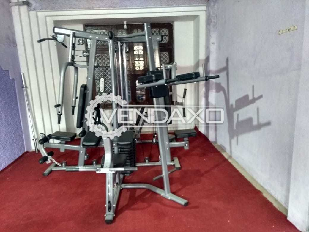 Available For Sale Gym Equipment Setup - 2018 Model