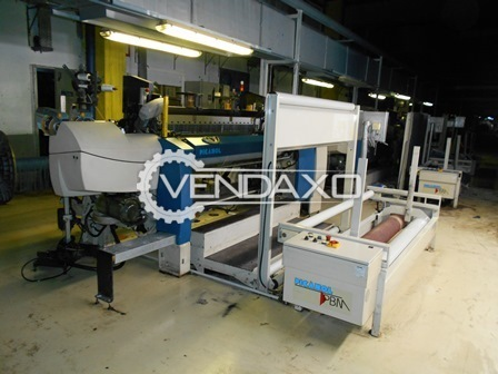 26 Set Of Picanol Gammax Rapier Loom Machine - Width - 190 CM, 2003 Model