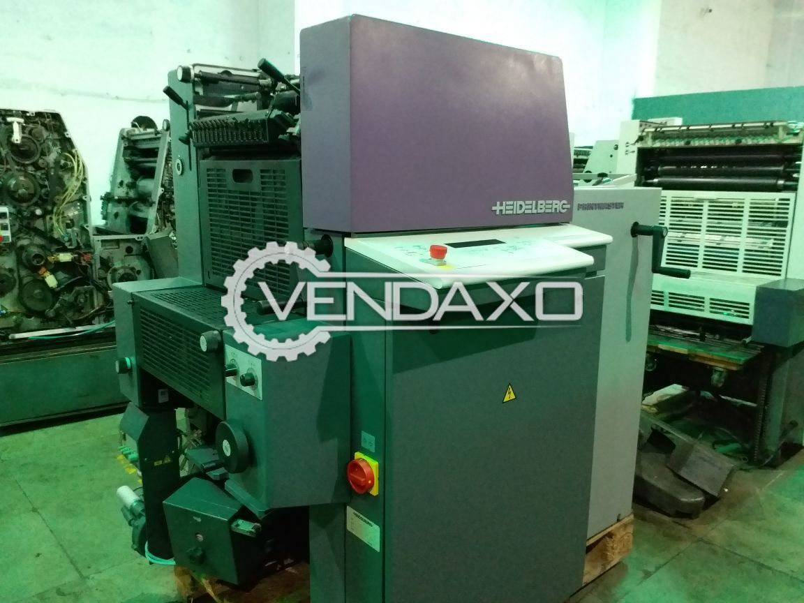 Heidelberg Quickmaster-46 Offset Printing Machine