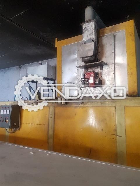 Heavy Duty Diesel Fired Oven - Size - 16.5 Feet