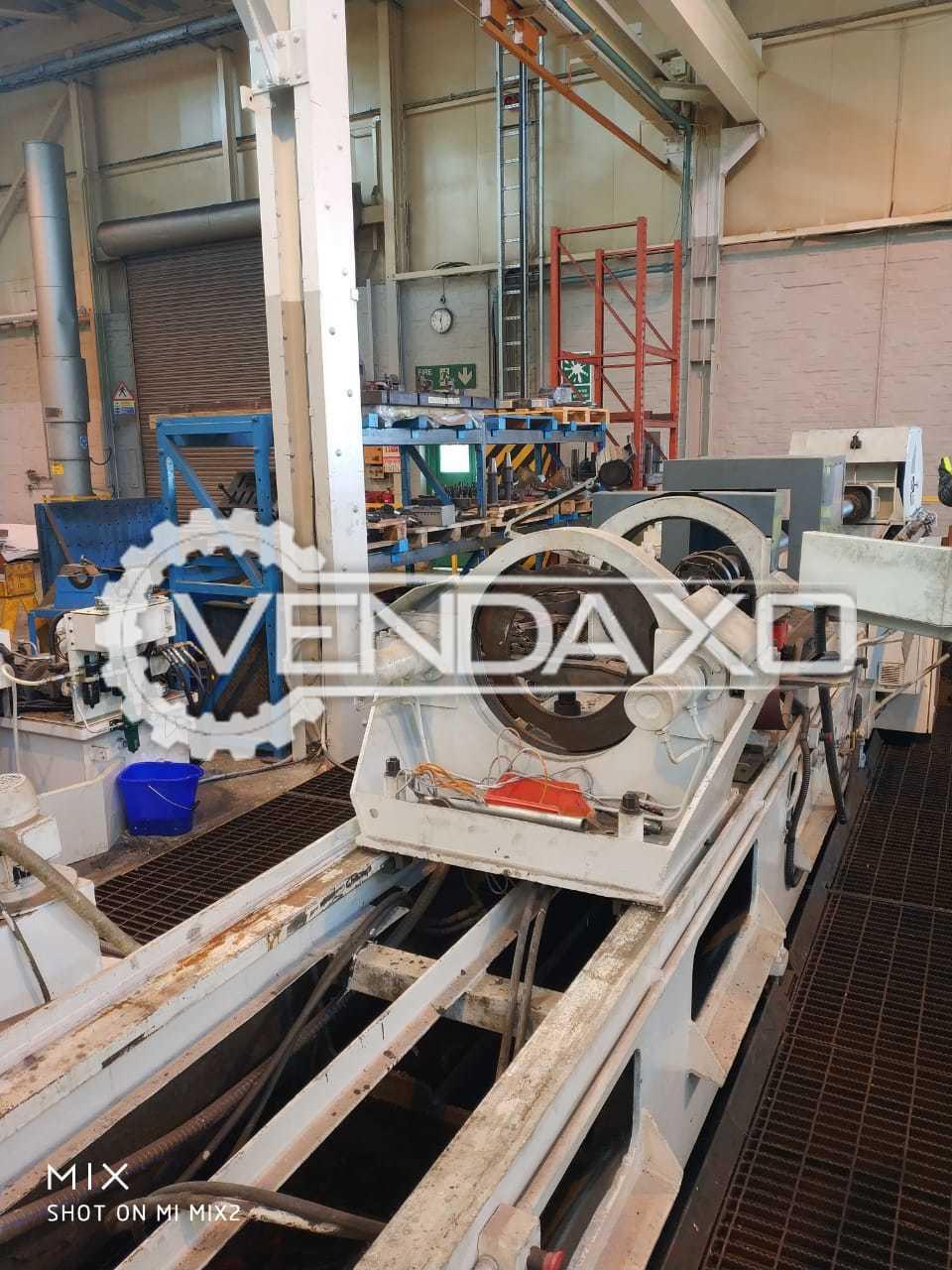 Delapena Make Horizontal Honning Machine - Hone Range : 250-480 mm