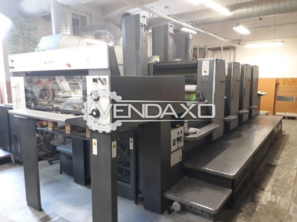 Heidelberg SM-74-CP Offset Printing Machine