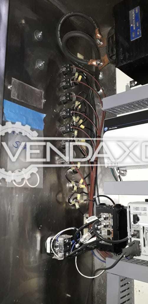 Pharmaceutical Weiler BFS 303 Blow/Fill/Seal Machine - 1000 ML