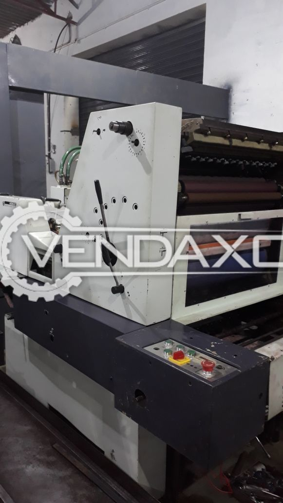 Adast dominant 514 offset printing machine 2