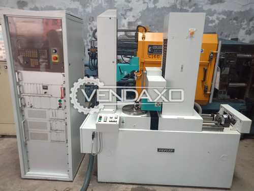 Hofler EMZ 400 Gear Testing Machine - Max. Gear Diameter : 400 mm