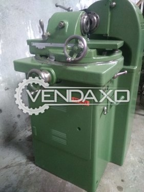 Gleason 6 Bevel Gear Tester Machine - Max.Gear Diameter : 190.5 mm