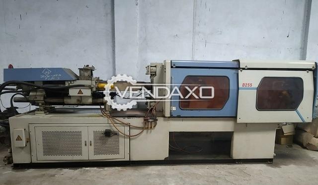 Taiwan Make D255 Injection Moulding Machine - 255 Ton
