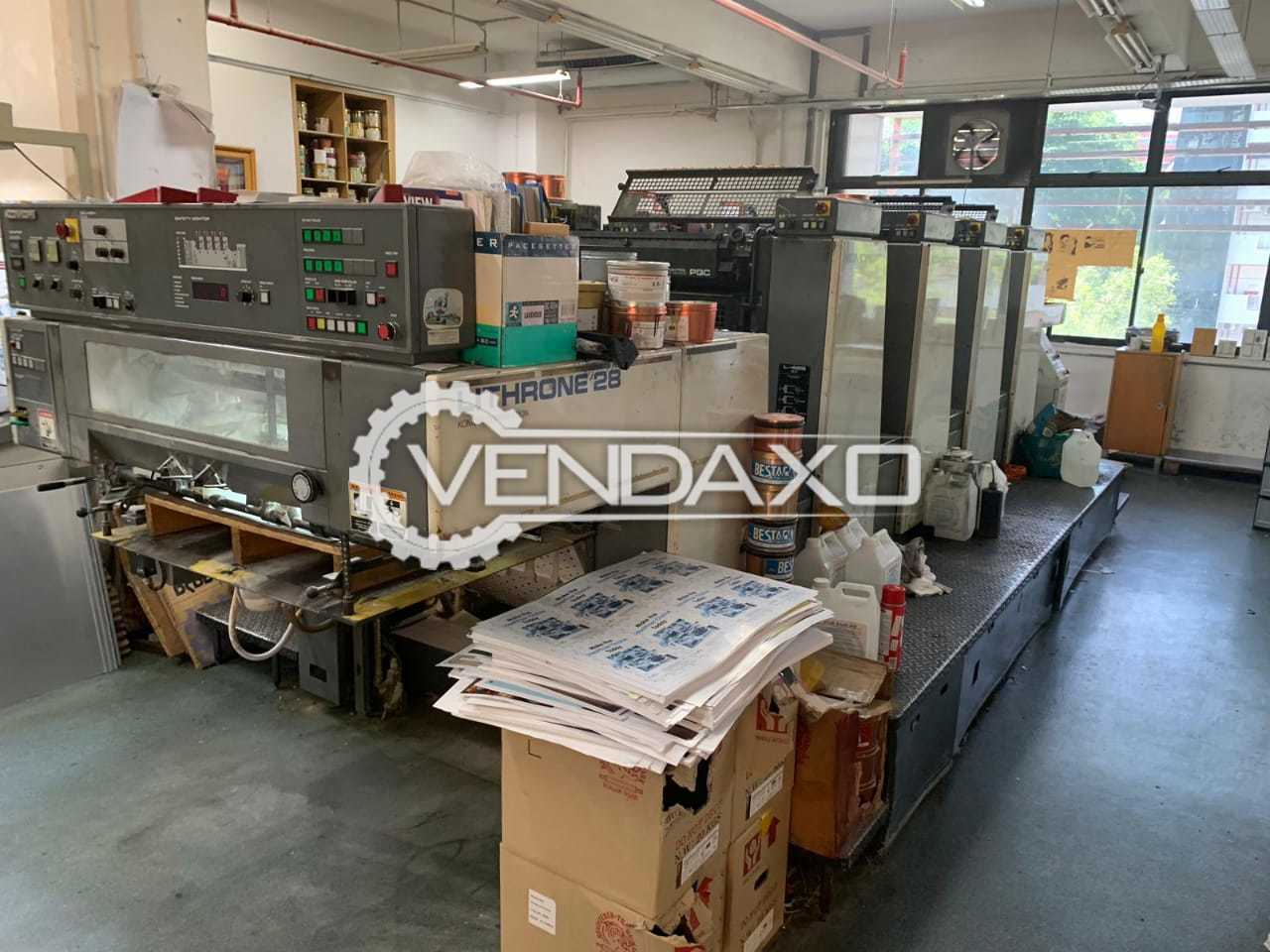 Used Printing Machinery for Sale   Buy or Sell Used Printing