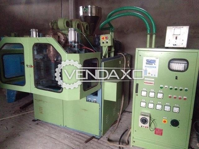 UMS Extrusion Blow Moulding Machine - 1 Liter, 2015 Model