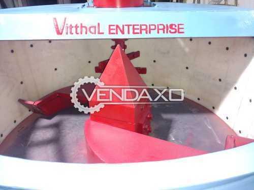 Vitthal Enterprise Make Intensive Sand Mixer Machine - 50 Kg to 500 Kg