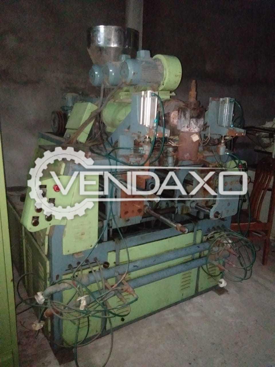 CMP Extrusion Blow Moulding Machine - 1/2 Liter, 2004 Model