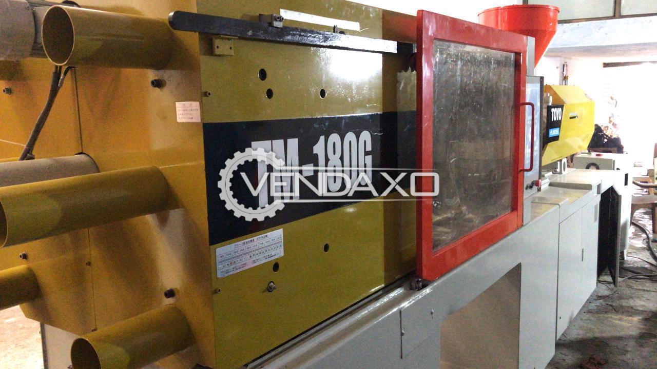 Toyo Plastar TM-180G Injection Moulding Machine - 180 Ton
