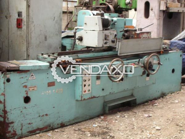 TOS BHU-32A/1000 Cylindrical Grinding Machine