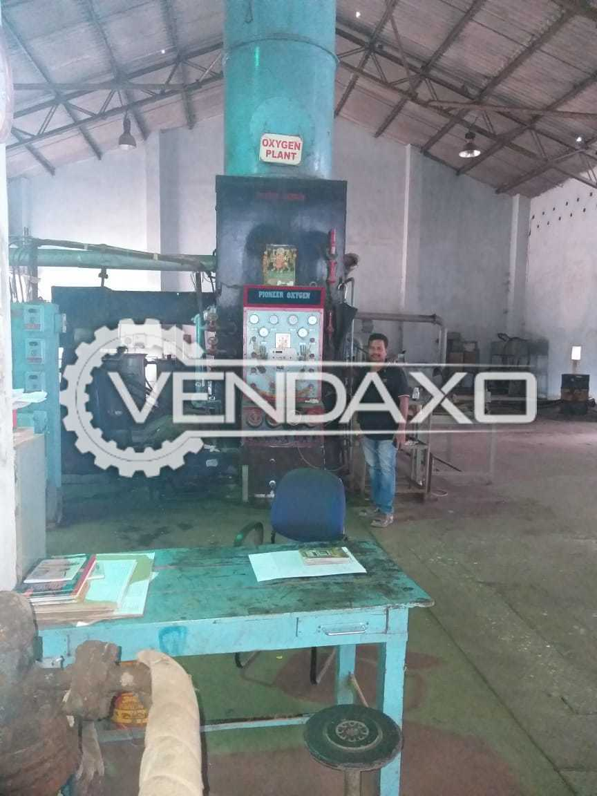 Available For Sale AXA Make Oxygen Plant - 1990 Model